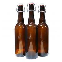 Пивная бутылка с бугельной пробкой 0.33 л