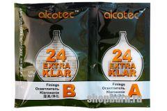 Осветлитель браги Alcotec 24 ExtraKlar 135 гр.