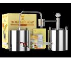 Дачный самогонный аппарат Добрый Жар 50-120 литров